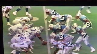 1993 Houston Oilers - 46 Defense