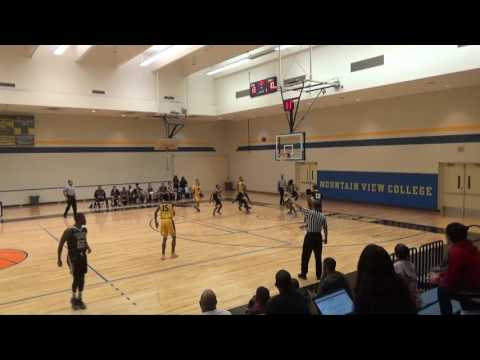 11-11 -16 Weatherford College vs Mountain View College Men's Basketball Game