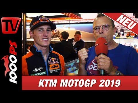 KTM MotoGP 2019 - Pol Espargaro Interview