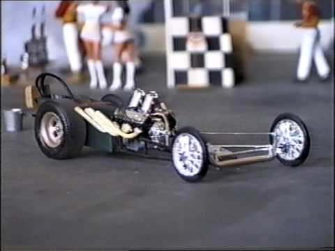 UK Drag Racing 1971 -'72 Santa Pod