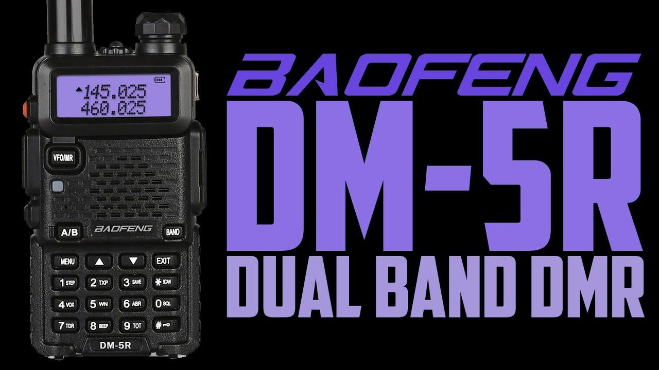 Resultado de imagen de BaoFeng DM-5R