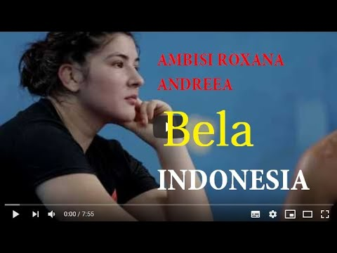 Pegulat Cantik Kalsel Ini Berambisi Bela Indonesia