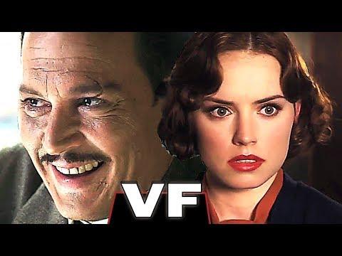 LE CRIME DE L'ORIENT-EXPRESS Bande Annonce VF ✩ Daisy Ridley, Johnny Depp (2017)