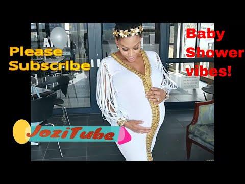 Generation's Tshidi Phakade/ Letoya Makhene baby shower
