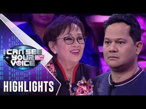 I Can See Your Voice PH: Bayani, may knock knock joke para kay Vilma Santos