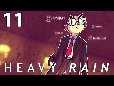 Northernlion Plays - Heavy Rain [Episode 11] (Twitch VOD)