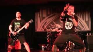Concert Zombi Riot - Dreux 2014