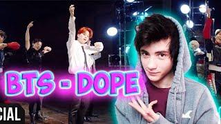 [MV] BTS(방탄소년단) _ DOPE(쩔어) Реакция | BTS K-pop | Реакция на BTS DOPE