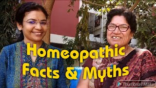 Homeopathy, Facts and Myths by Dr. Krishna Pareek. How Homeopathy works