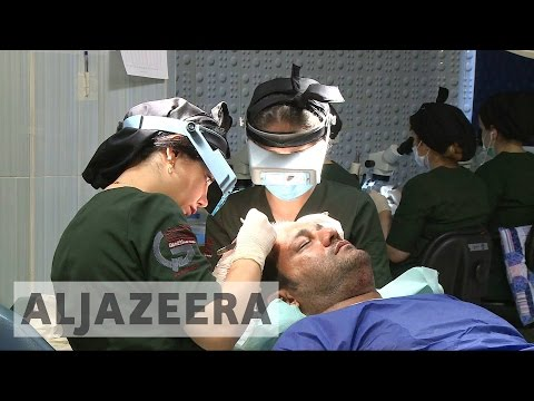 Iran cashing in on medical tourism