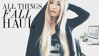 Fall Haul 2014 • Lulu's, H&M, Home Goods | HAUSOFCOLOR Thumbnail