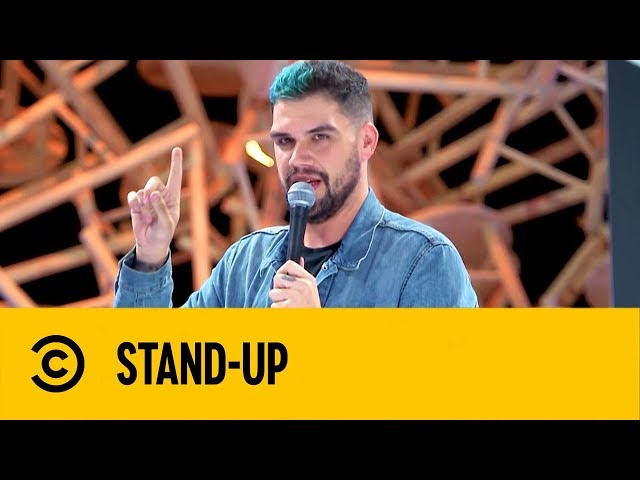 Mi Amiga la Gangosa | Ray Contreras | Stand Up | Comedy Central México