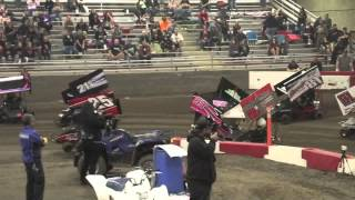 Red Bluff Outlaws :: Open 500 Highlights 11-8-14