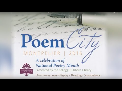 Poem City - Poetry Plus Music & Readings With Danny Dover, Dorothy Robson, And Aron Marcus