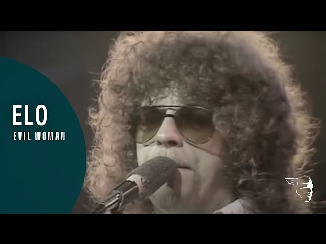 """ELO - Evil Woman (From """"Live - The Early Years"""" DVD)"""