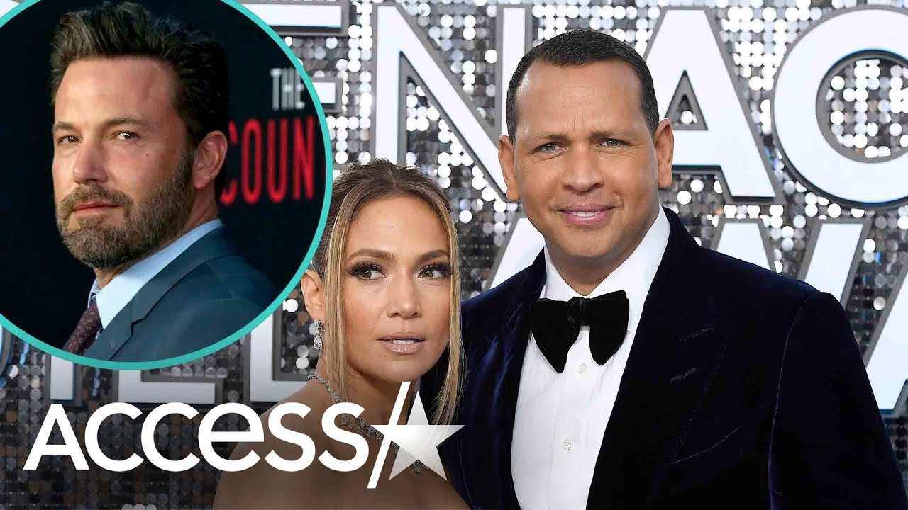 Did ARod Shade JLo & Ben Affleck?