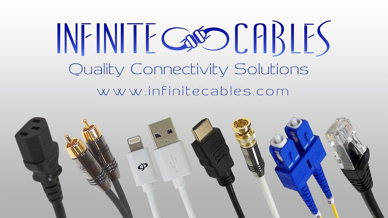 Infinite Cables | Your Online Source for Connectivity Solutions