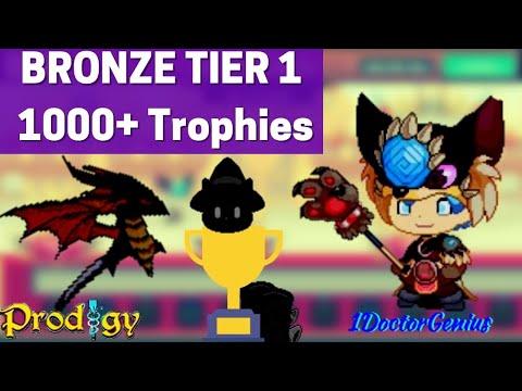 Bronze Tier 1