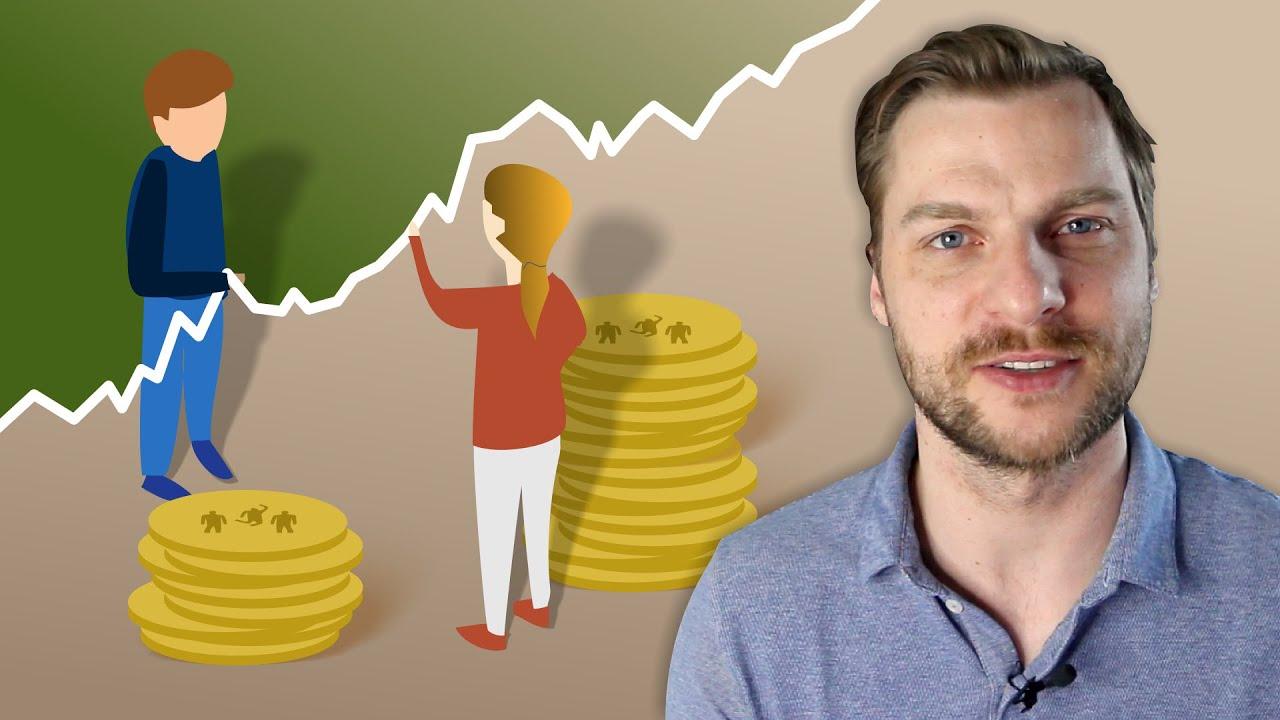 mit aktien vermögen aufbauen