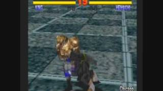Tekken 1 [Arcade] - King Playthrough 2/2 thumbnail