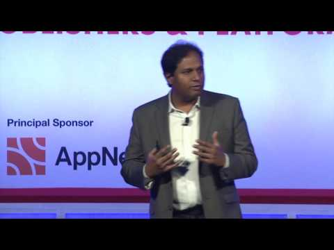 Venkat Achanta, Neustar, talks about Universal ID for the Connected World at the 2017 IAB ALM