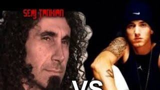 SERJ TANKIAN vs. EMINEM | elchino music