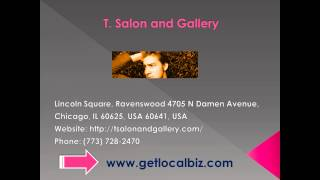 T Salon and Gallery - Get Local Biz Thumbnail