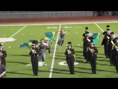 Henrietta High School Band - Finals performance at Ponder Marching Classic