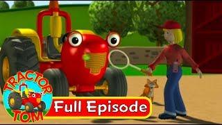 Tractor Tom | Season1 | Episode 21 - Anyone for Tennis | Truck Cartoon thumbnail