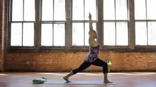 Full Length Gentle Yoga Class for Beginners and Seniors