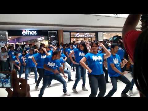 Flash Mob @ Forum Mall Bangalore