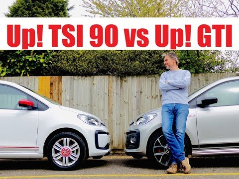 Is the Up! TSI 90 a budget GTI?