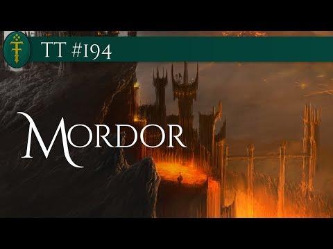 TT #194 - Mordor, a Terra da Sombra