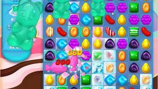 Candy Crush Soda Saga Level 368 - No Boosters