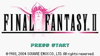 Final Fantasy II - Dawn of Souls (GBA) Full Walkthrough - Part 1 of 2