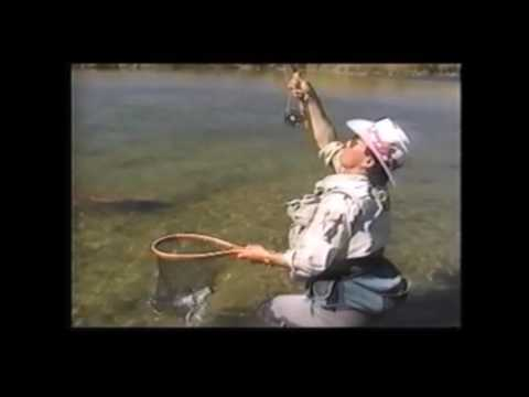 Fly Fishing Instruction Video Part Four Youtube