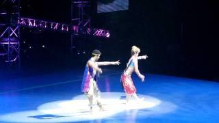 Jason & Caitlin Bollywood routine