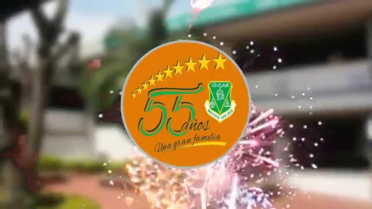 4.Feliz Aniversario 55 Años