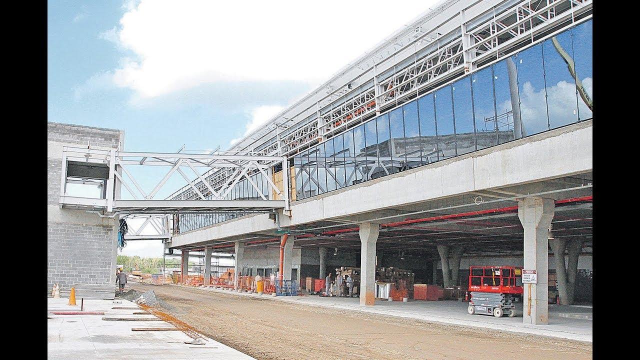 Aeroporto Vix : Novo aeroporto de vitória es obras set youtube