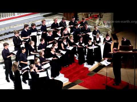 J S Bach: Motet - Komm Jesu Komm - the Choir of Trinity College, Cambridge