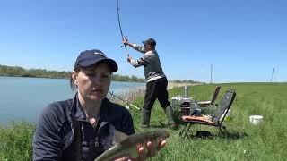 Рыбалка на донки увенчалась успехом. Выходные на рыбалке