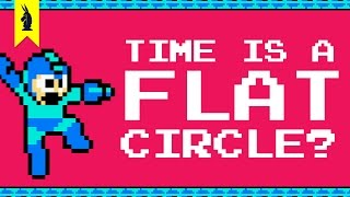 Repeat youtube video Time is a Flat Circle? (Nietzsche + Mega Man) – 8-Bit Philosophy