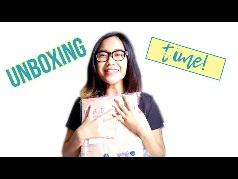 Unboxing Periplus Dot Com | Booktube Indonesia