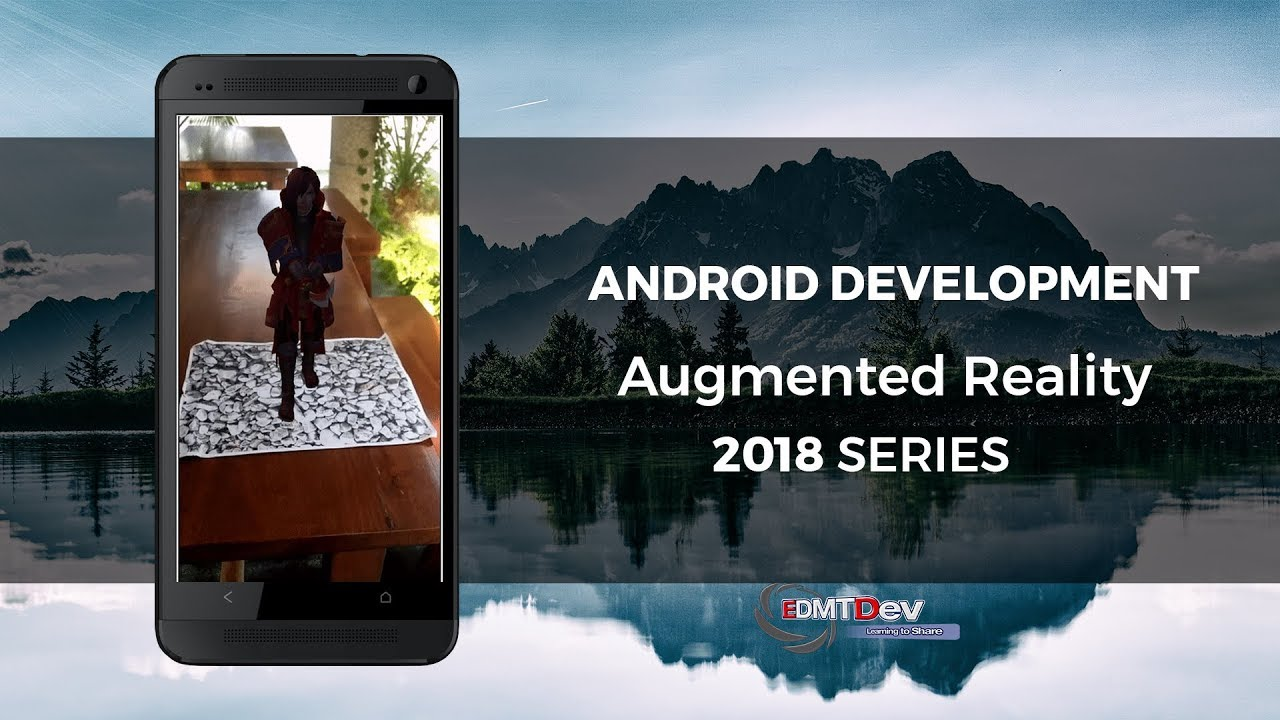 Android Development Tutorial - Build AR app with Unity and Vuforia SDK
