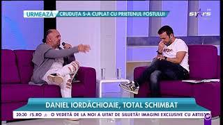 Daniel Iordachioaie si Mihai Morar, contre in direct