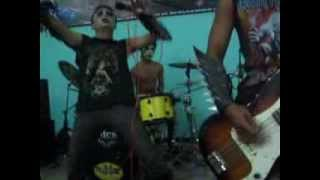 DREAM OF CURSE - Anoman Obong live at BRUNO DARK FEST
