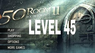 Can You Escape The 100 room 11 level 45 Walkthrough