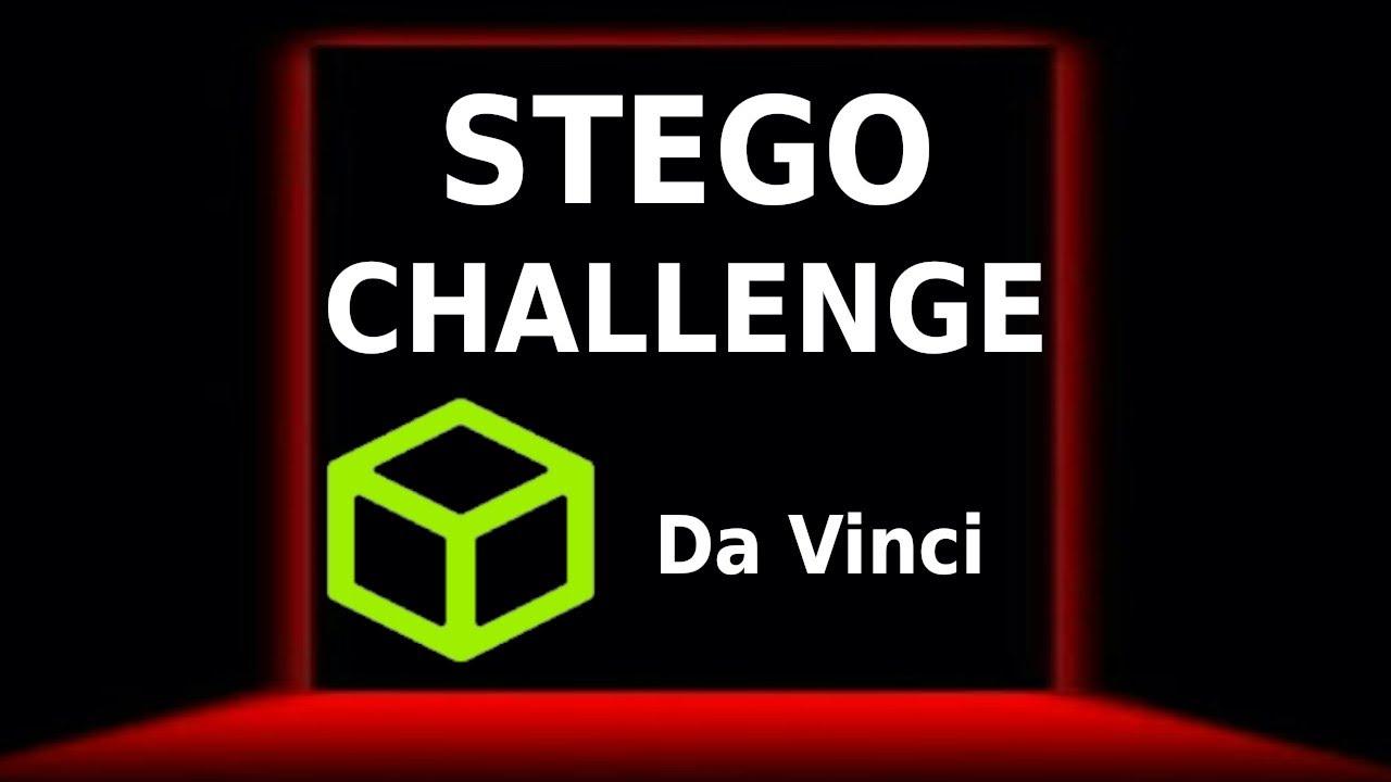Da Vinci ! Hackthebox (stego challenge)   WWW BLACKMP3 GA