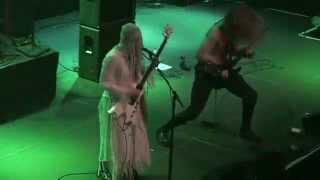 Darkened Nocturn Slaughtercult - Omnis Immundus Spiritus (live)