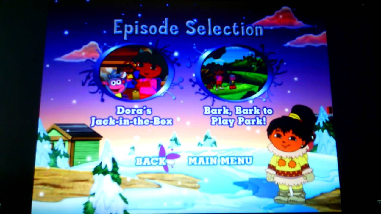 Dora The Explorer Dora Saves The Snow Princess Youtube